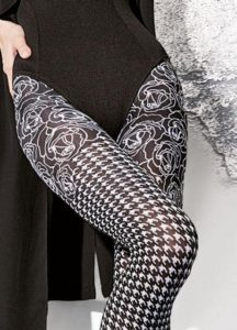 The Hosiery You Need For Your New Year's Eve Party