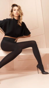 How to Wear Tights With Different Shoe Styles